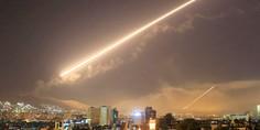 Relacionada bombardeo siria