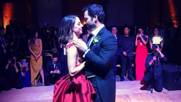 Sofía Niño de Rivera comparte fotos de su boda