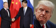 Relacionada trump china rusia