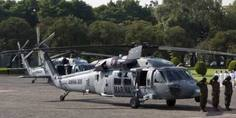Relacionada heilicoptero marina