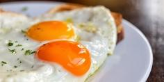Relacionada huevo frito perfecto