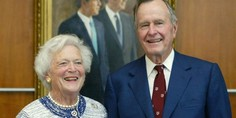 Relacionada barbara george bush