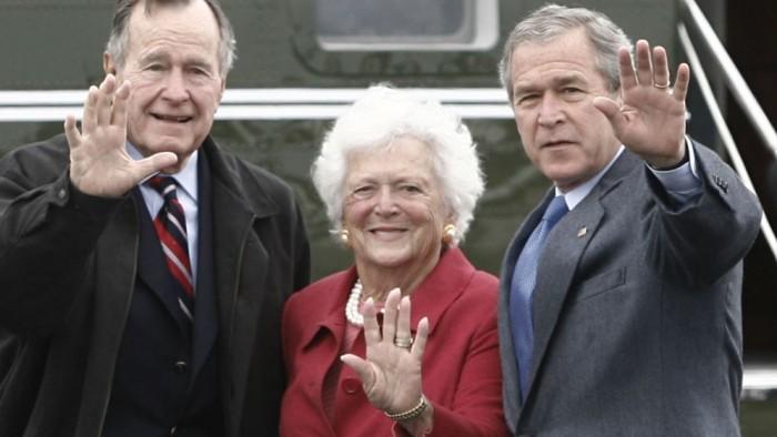 Fallece a los 92 años Barbara Bush exprimera dama en EUA