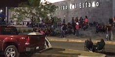 Relacionada manifestacion maestros pueblito