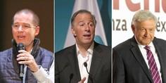 Relacionada candidatos mitofsky