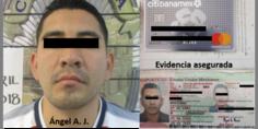 Relacionada policia tarjeta