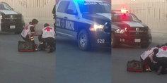 Relacionada municipales atropellaron a motociclista e intentaron darse a la fuga 1