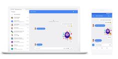 Relacionada chats google