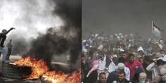 Relacionada enfrentamiento israel palestina