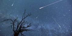 Relacionada lluvia de estrellas 1000