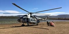 Relacionada helicoptero sedena madera