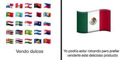 Relacionada banderas