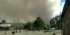 Relacionada incendio madera chihuahua