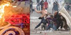 Relacionada protestas nicaragua