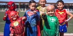 Relacionada carrera super heroes juarez