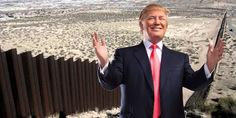 Relacionada donald trump muro