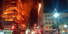Relacionada brasil edificio incendio