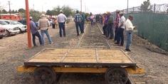 Relacionada vias del tren villa ahumada
