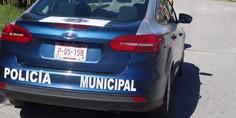 Relacionada patrulla municipal