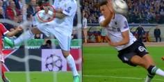 Relacionada penales no pitados uefa