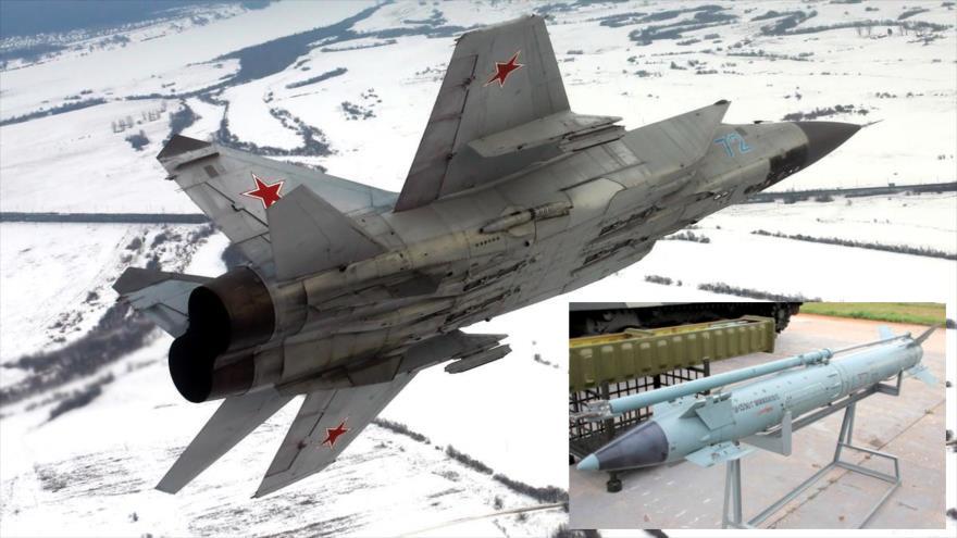 Rusia posee 10 cabezas con misiles hipersónicos