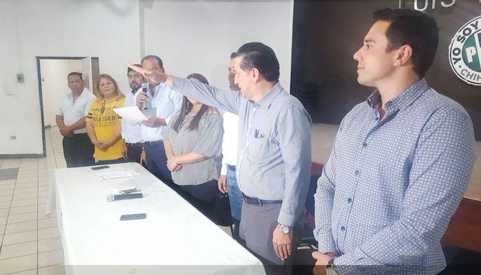 Renuncia Teokalli a presidencia del comité municipal del PRI