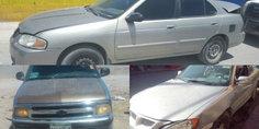 Relacionada agentes municipales recuperaron cuatro vehi culos con reporte e indicios de robo