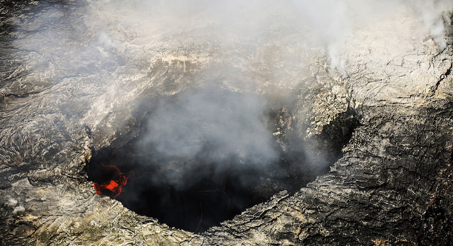 Volcán Kilauea podría explotar en las próximas horas — Hawai