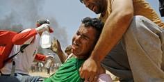 Relacionada enfrentamientos gaza masacre