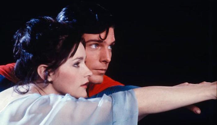 Margot kidder superman