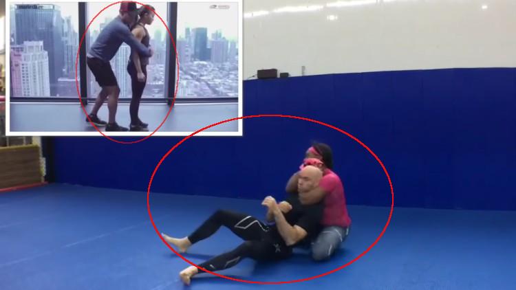 Artes marcial contra tecnicas de defensa personal para mujeres