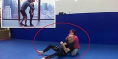 Relacionada artes marcial contra tecnicas de defensa personal para mujeres
