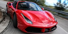 Relacionada okferrari 488 spider red 016