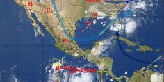 Relacionada mapa clima mexico cna