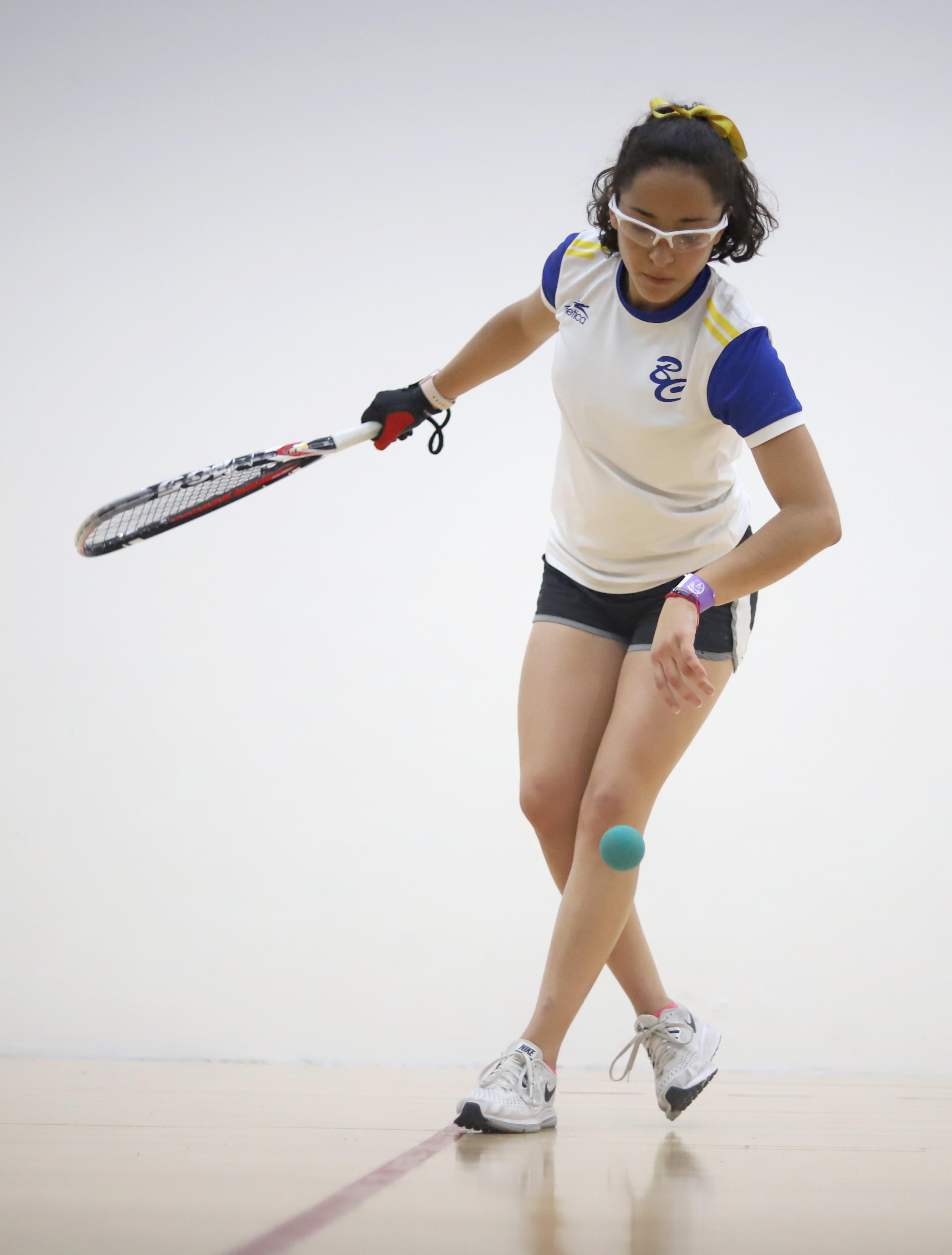 Raquet disfrutan