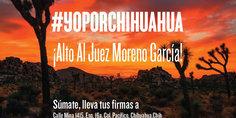 Relacionada peticion change org chihuahua