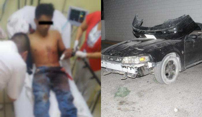 Detuvieron a homicida de joven en la a lvaro obrego n