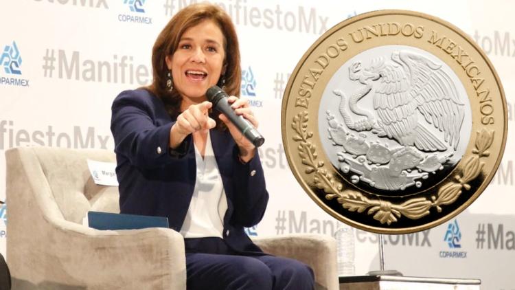 Margarita y el peso mexicano