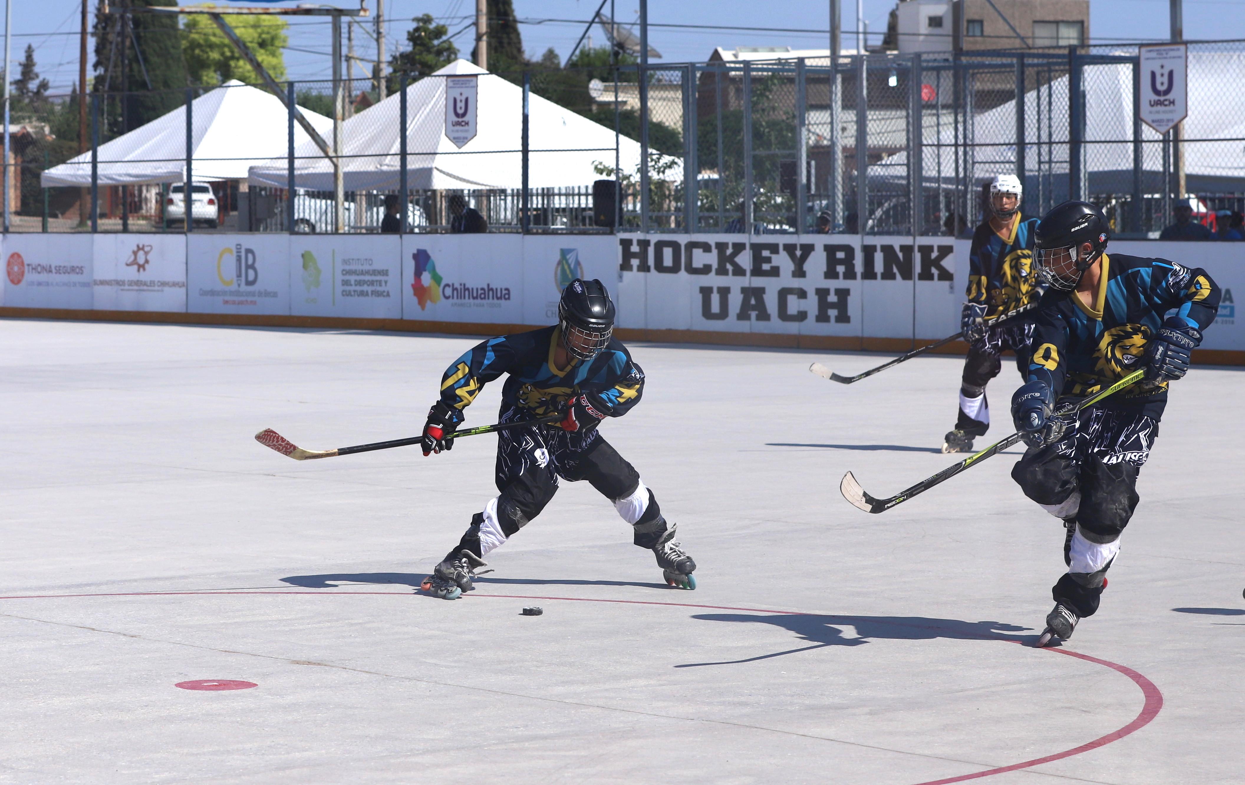 Hockey olimpiada