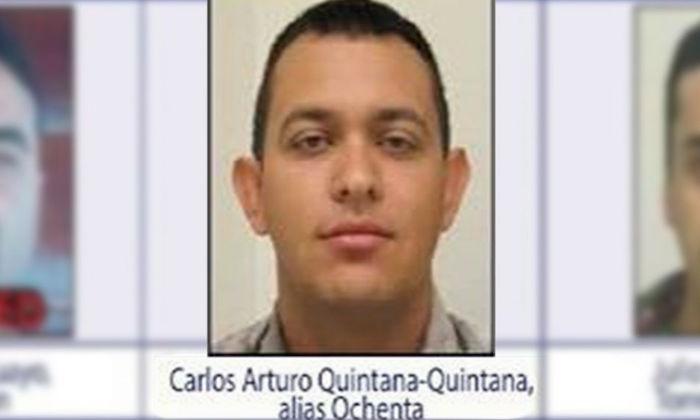 Arrestan a 'El 80', líder de cártel en Chihuahua