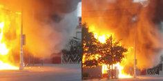 Relacionada collage incendio
