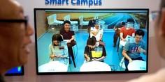 Relacionada china escuela analisis facial cada 30 segundos