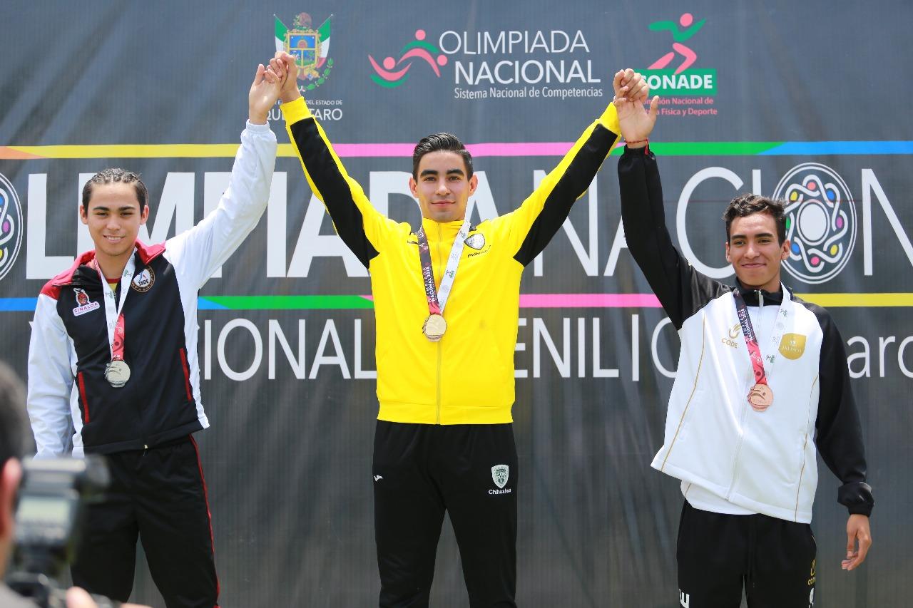 Olimpicos juventud macho