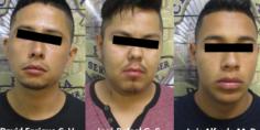 Relacionada detenidos pen a blanca
