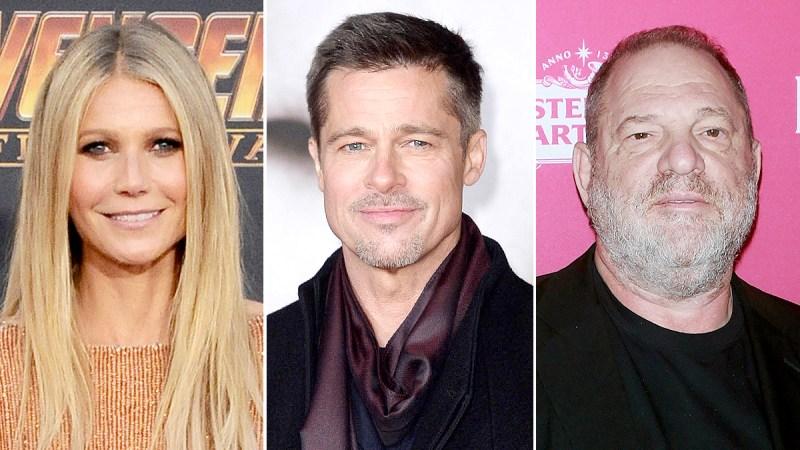 ¿Por qué Brad Pitt quiso matar a Weinstein?