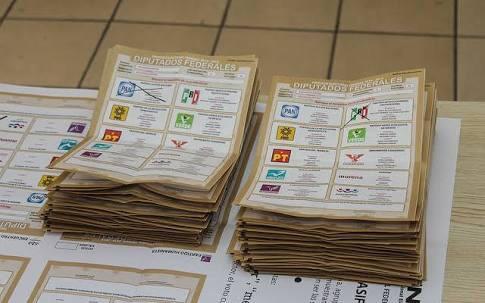 Boletas electorales