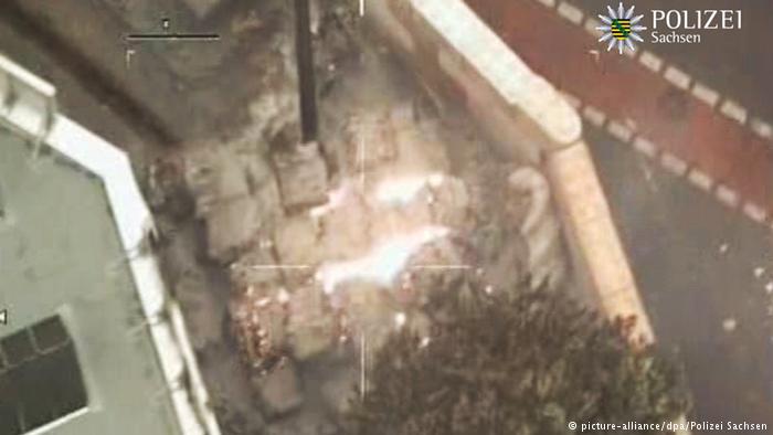Desactivan bomba de 250 kilos de la II Guera Mundial en Alemania