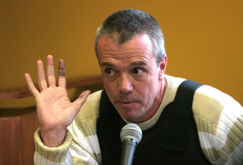 Detienen a ex jefe de sicarios de Pablo Escobar por extorsión