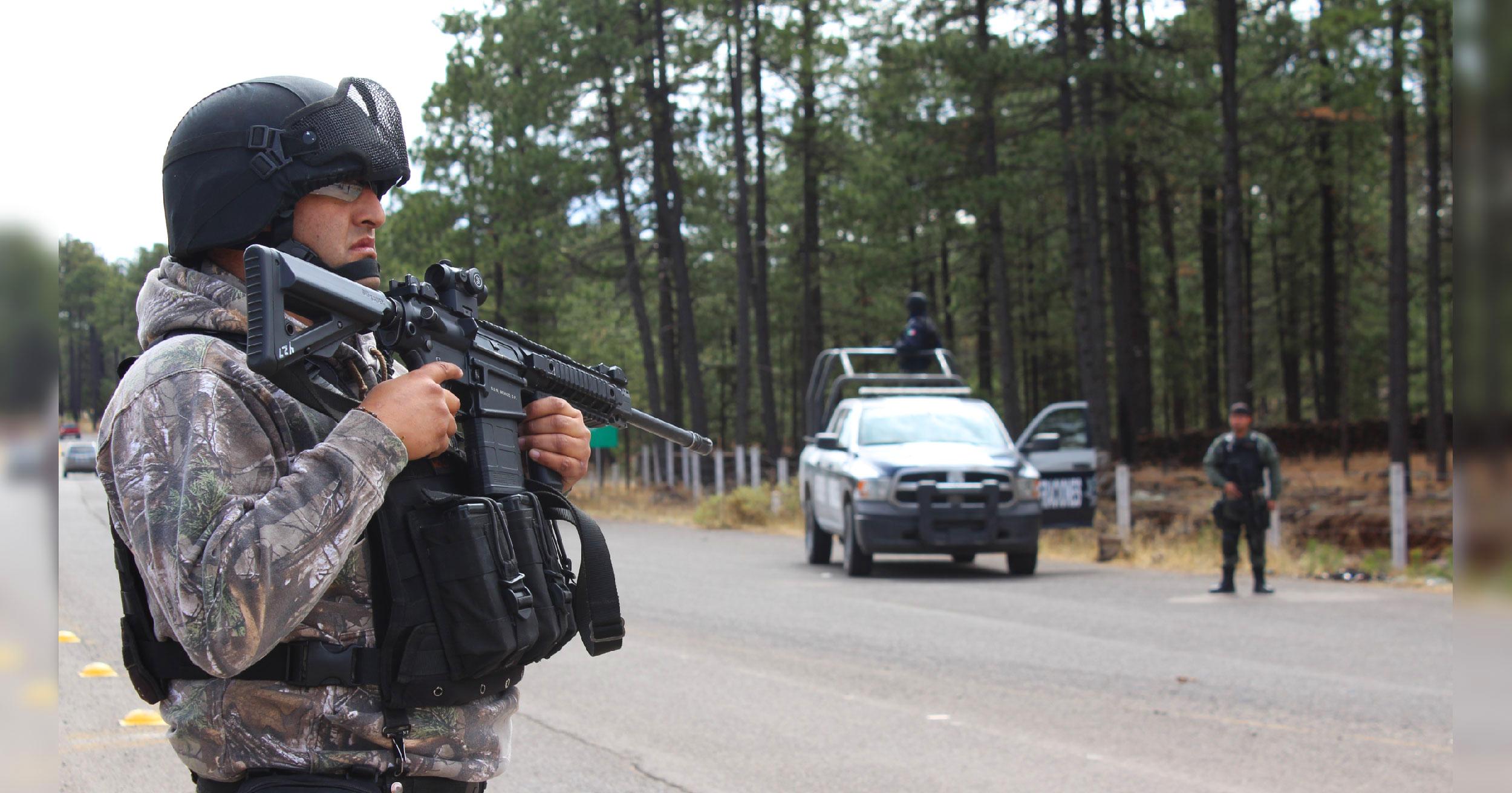 Cierran Mina de Dolores por violencia en la región de Madera