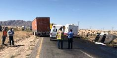 Relacionada carretera juarez accidente
